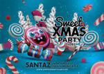 Sweet Xmas Party Flyer by n2n44