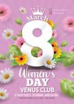 Women's international Day Flyer by n2n44