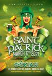 Saint Patrick Flyer by n2n44