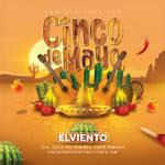 Mexico Cinco De Mayo Celebration Flyer by n2n44