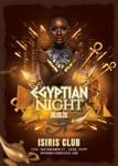 Egyptian Night Flyer by n2n44