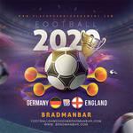 Football European Cup Flyer by n2n44