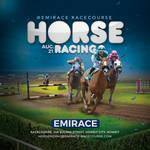 Horse Racing Flyer by n2n44
