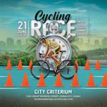 Cycling Race Flyer by n2n44