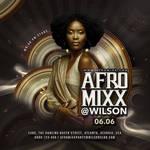 Afro Mix Night Club Flyer by n2n44