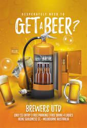 Get Beer Flyer by n2n44