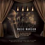 Open Mic Night Flyer by n2n44