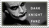 Dark Knight Stamp by PixieDivision