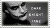 Dark Knight Stamp by PixieDivision