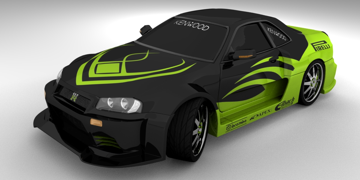 NISSAN CARS GALLERY: Great and Beautiful Nissan 350z Tuned