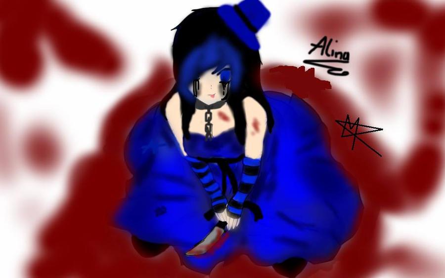 Killer princess by Alina-The-Killer on DeviantArt