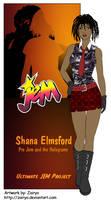 Shana Elmsford Pre Holograms by Zairyo