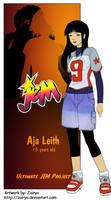 Aja Leith 15yo U.J. by Zairyo