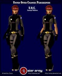 U.O.C. Design Commission 1 by Zairyo