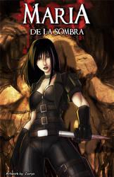 Maria de la Sombra Commission by Zairyo