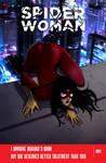 Spider Woman Manara Inspired