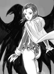 Raven by Zairyo
