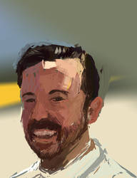 Gervais by m7stone