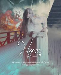 Nix - Greek Godess of Night