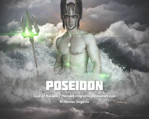 Poseidon by HernanFotografias