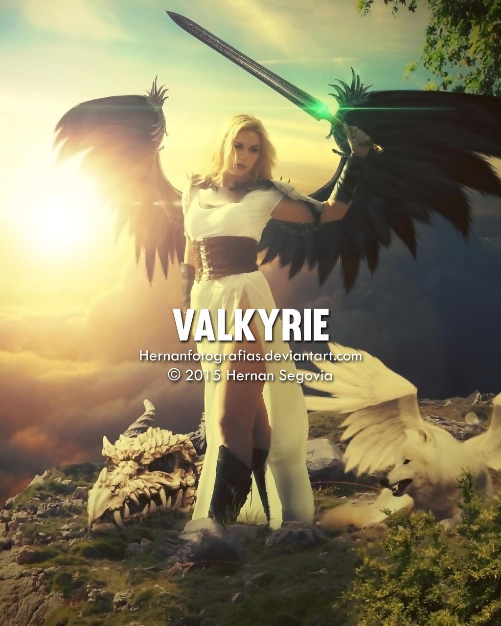 Valkyrie by HernanFotografias