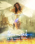 Mermaid of the sunset storm