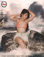 Manuela Lopez - Roca en el Mar