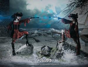 Pirates by Hernan Segovia
