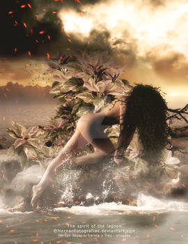 Spirit of the lagoon by Hernan Segovia