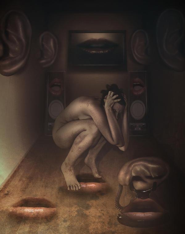 whisper by Blavatskaya
