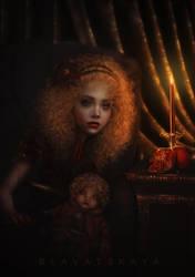 Claudia De Lioncourt by Blavatskaya