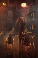 Bloodhounds by Blavatskaya