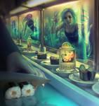 Sushi by Blavatskaya