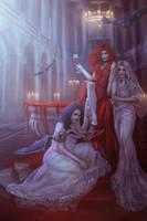 Brides by Blavatskaya