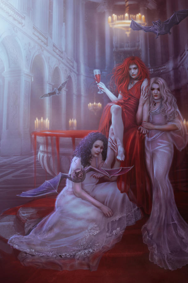 Brides by Blavatskaya