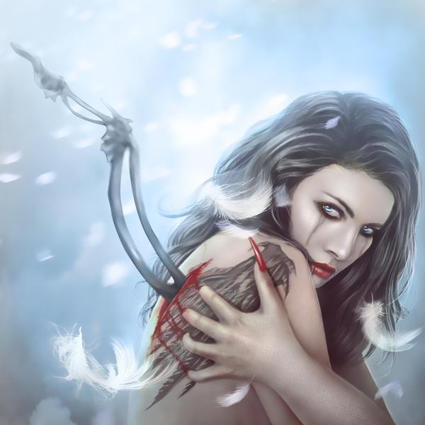Painful Reminiscence by Blavatskaya