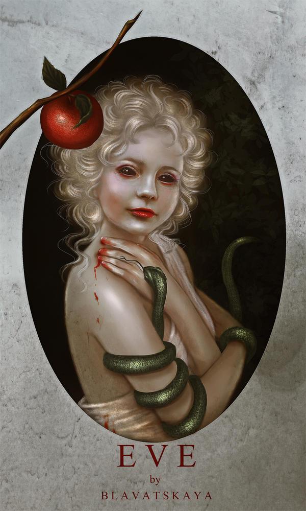 Eve by Blavatskaya