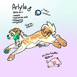 Arlyle Reference Sheet by Babicted