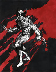 Wolverine by Dopplegager
