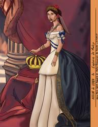 Last Week for Sketch Contest       Vampire Empress