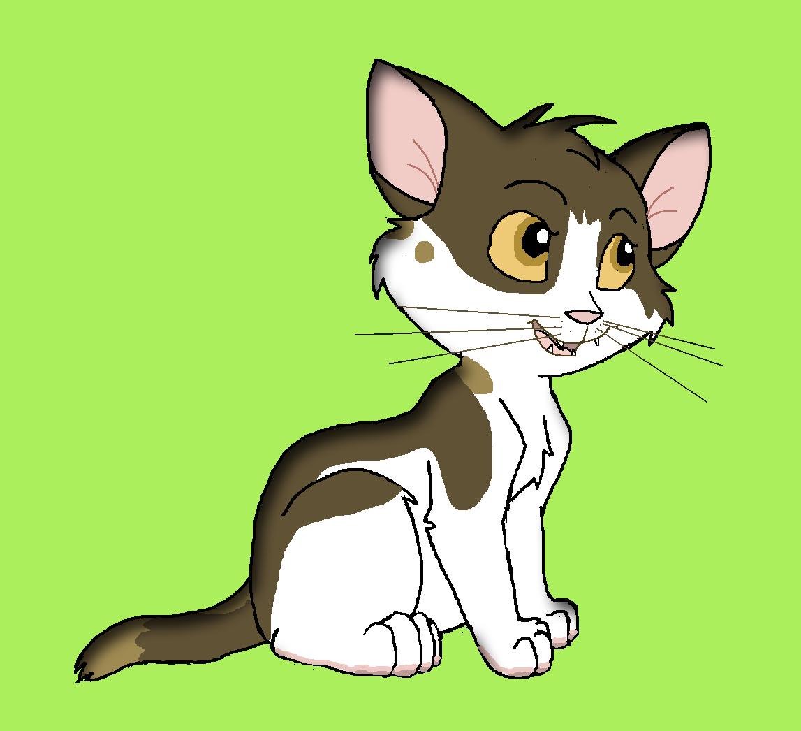 Lucky the Kitten by MrBig2