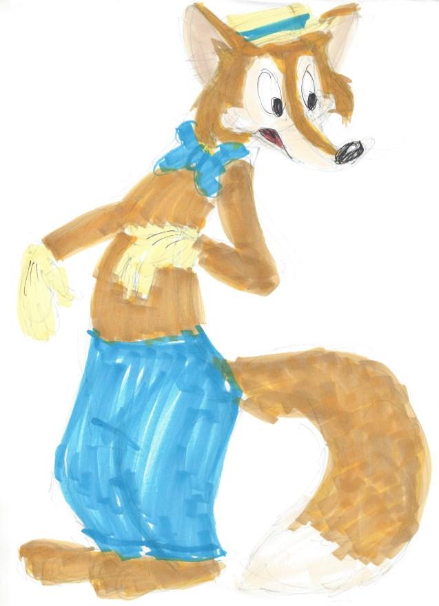 Fauntleroy Fox by MrBig2