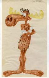 Bullwinkle J Moose by MrBig2