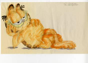 Garfield by MrBig2