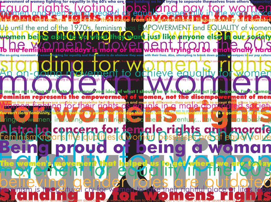 feminism thesis