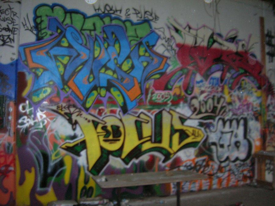 Graffiti by x Dumb Blonde x