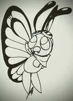Butterfree by DoodToon