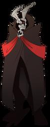 Statabeth (Charma villain concept) by DoodToon