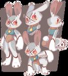 Robin the Rabbit