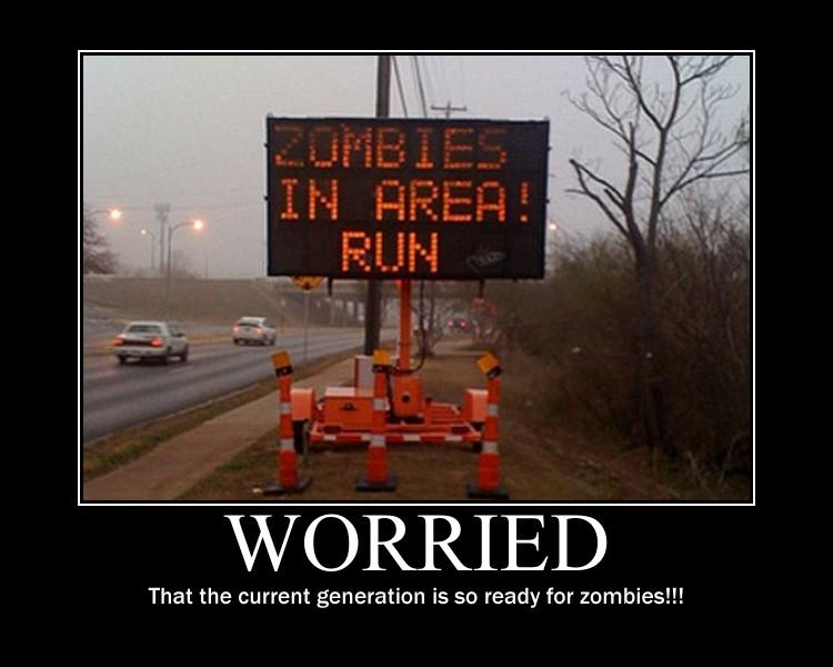Zombies by fredrickburn